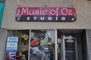 Oz Storefront