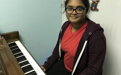 Anavi Nimmagadda, Featured Student 12/3